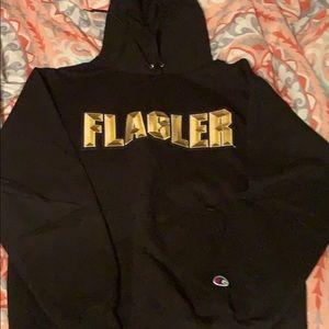 Flagler College hoodie